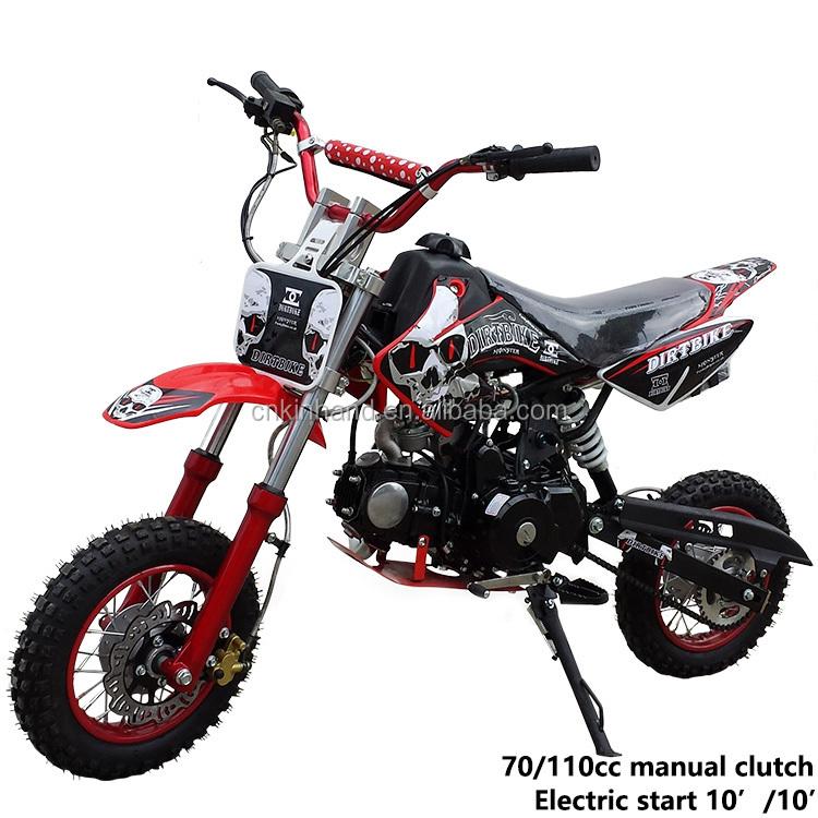 """Pit Dirt Bike Manual 110cc 125cc Low Mount Clutch Cable Line Adjuster Black 41/"""""""