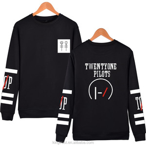 Oem sweatershirt Pilots Hoodies Capless Men Designer Mens Sweatshirt 21 Pilots Sweatshirt Men's Clothes black couples pullover