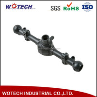 CNC Machining auto spare replacement parts in china