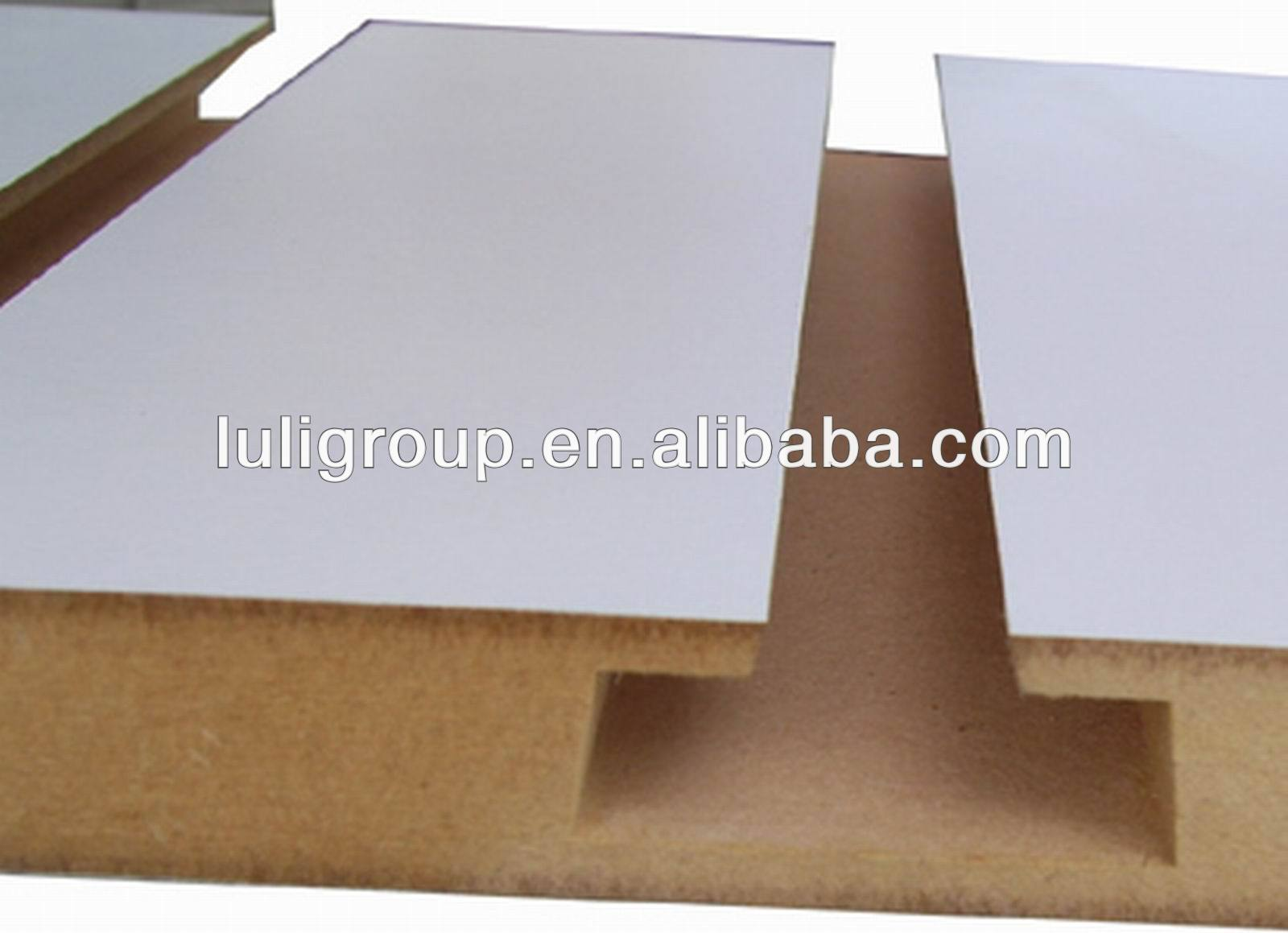 Hot sell fashion design mdf grooved panels