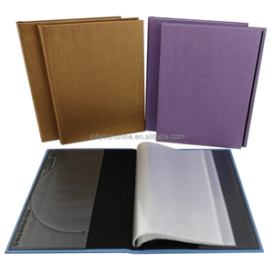 Photo Album With CD Pockets And Sleeve