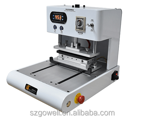 Lcd Touch Screen Polarizer Loca/oca Uv Glue Adhesive Remove Machine/remover/clean Device with frame lamination machine