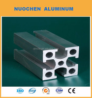 Anodized surface finish T-shape Window door industrial use aluminum extrusion profiles