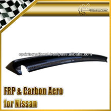 For Nissan Skyline R32 GTR GTST Carbon Fiber NISM STYLE Boot Lip Spoiler Wing