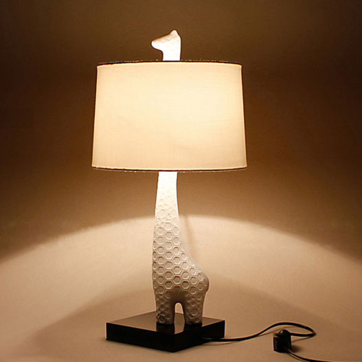 bedside animal shaped giraffe table desk lamp for kids ...