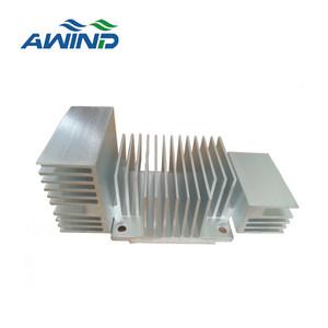 aluminium extrusion/al profiles extrusion heatsink