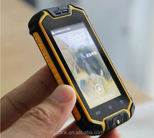 Mini Z18 Rugged Waterproof Smartphone Land Rover <span class=keywords><strong>Android</strong></span> wcdma 3g 1 + 8 GB mini ponsel