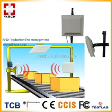 860-960 mhz uhf circular antenna for production line management