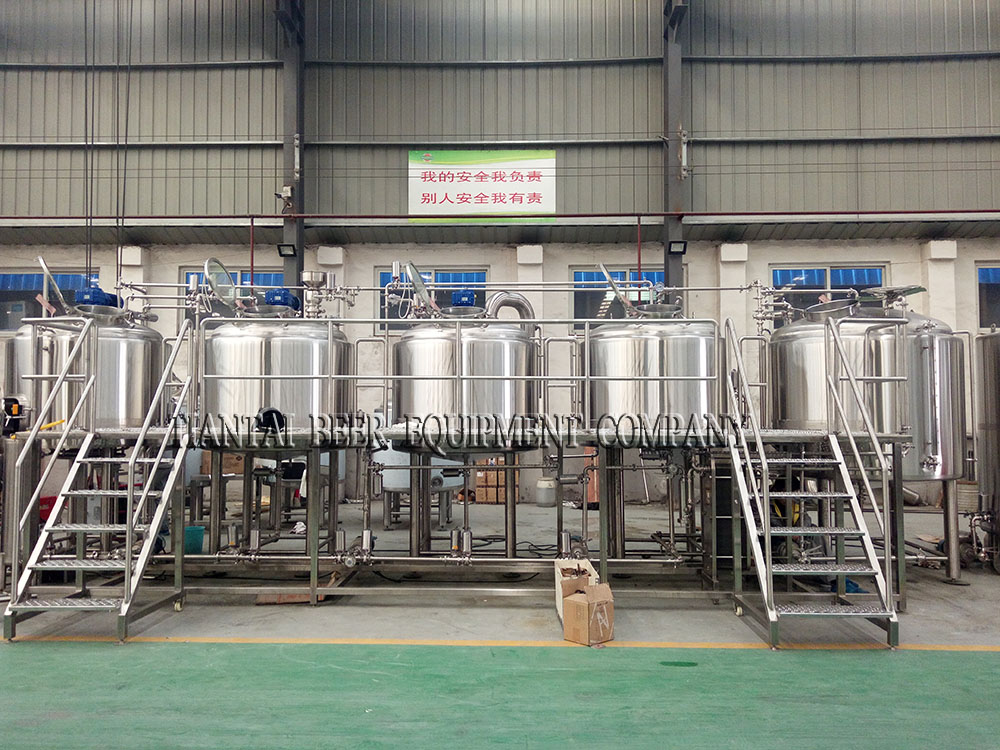 200l Beer Manufacturing Plant In India For Sales Buy