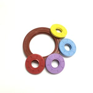 Silicon oil sealing ring chemicals roten spring mechanical seal rubber seals
