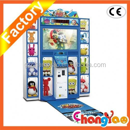 Fruit Hero Gift Mini Toy Crane Vending Game Machine