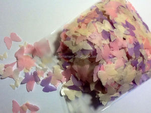 Wedding Biodegradable Butterfly Confetti