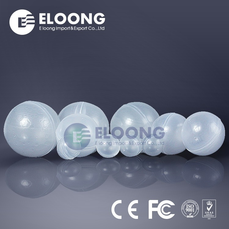 Stable Chemical Property Hardness Plastic Float Ball In Acid Storage Tank