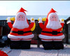 Giant inflatable Christmas Father, Santa Clause inflatables