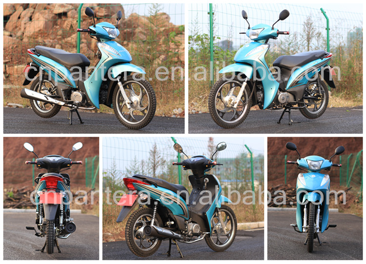 Chongqing New Biz Super Cub 110cc Chinese Motorcycle Sale