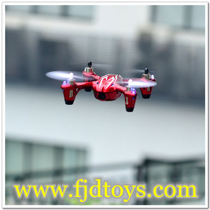 New Toys 2014 Product 2.4Ghz 6 Axis 4CH Hubsan Quadcopter Parts For Sale
