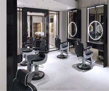 Alle In Einem Friseursalon Display Moderne Holzregal Von Salon Möbel - Buy  Alle In Einem Friseursalon Display,Mode Spiegel Wand Friseursalon Display  ...