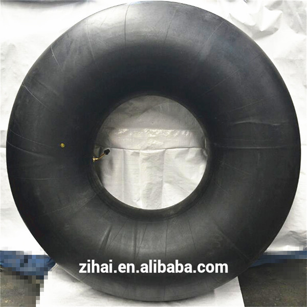 QingDao zihai supplier of OTR industrial tyre 23.5-25 inner tube