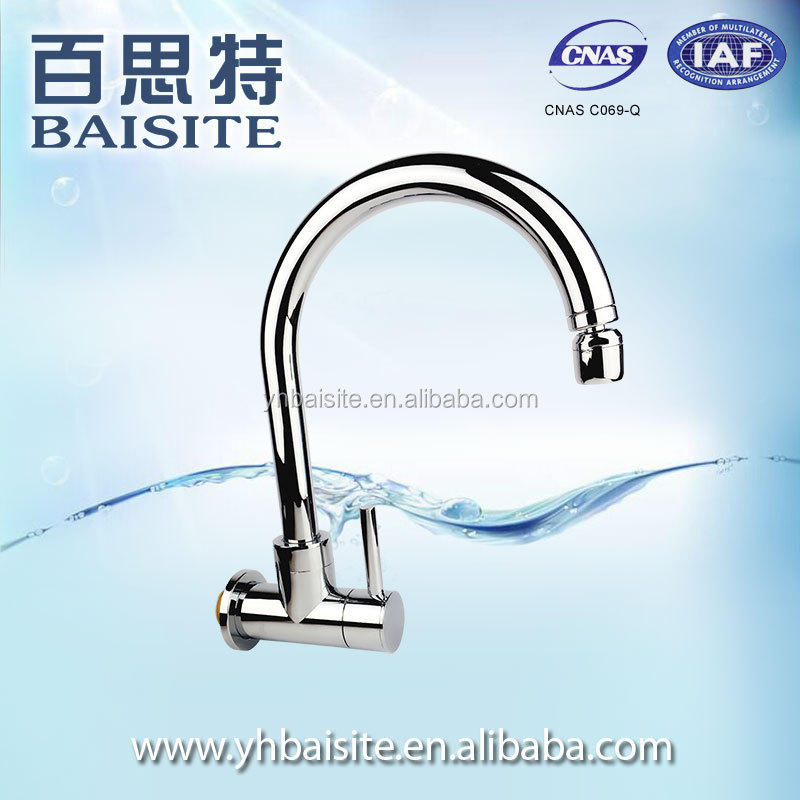 Modern Fashion Quality Guranteed Water Wash Tap Mixers Plastic Kitchen Faucet