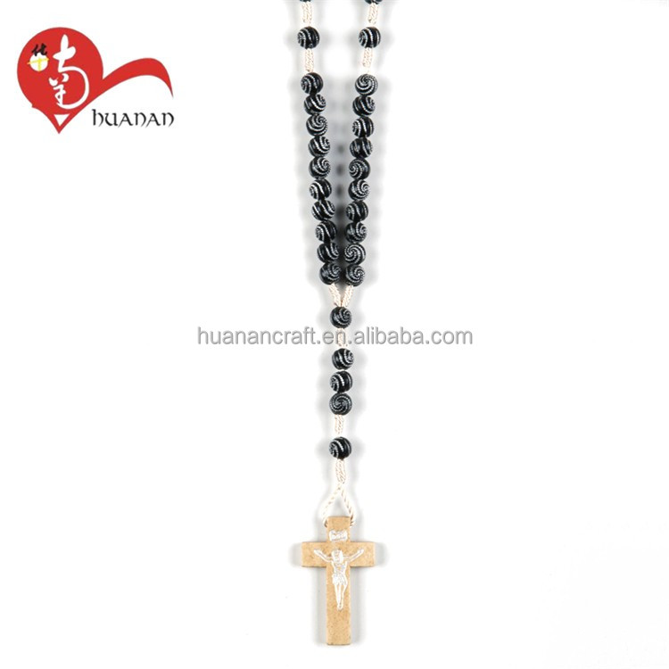 Acceptable Custom Competitive price nickel free cross plastic crucifix