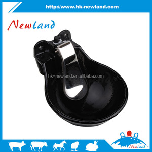 Factory Supply cast iron Drinking Water Bowl for Pig cow horse drinking