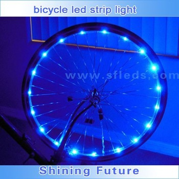 2m 13led Smd0603 Bicycle Pvc Sleeve Copper Wire Led Strip Light ...