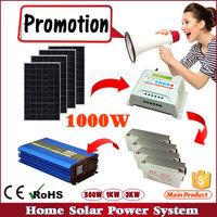 1KW 2KW lighting generator Solar Energy System
