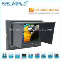 7'' full hd 1024x600 lcd tft hdmi monitor