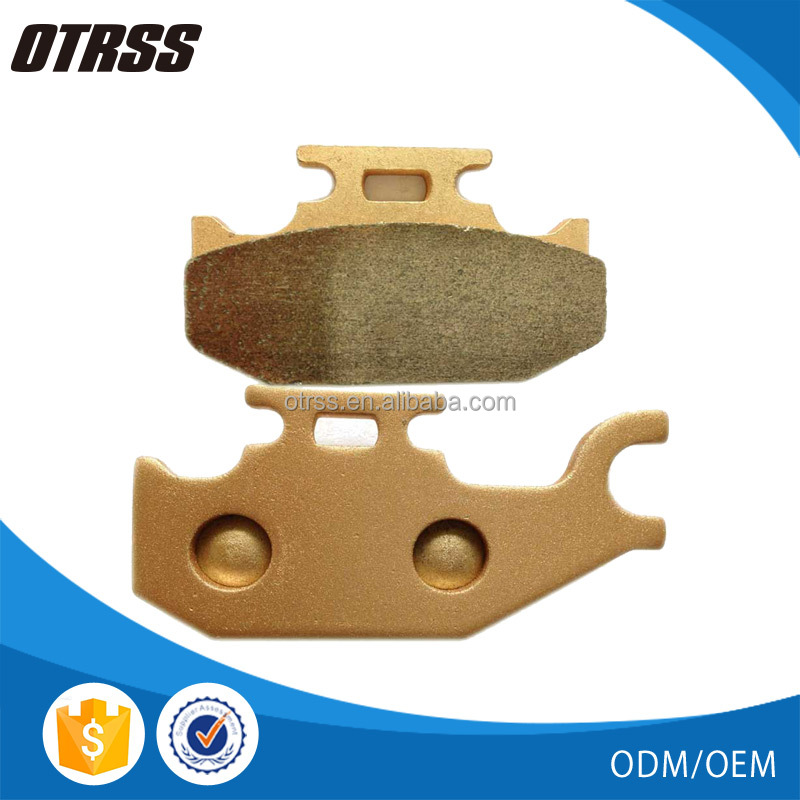 FA317SV Severe Duty Sintered BRP Bombardier ATV Brake pads Quest <strong>Max</strong> 650 03- 61-3171