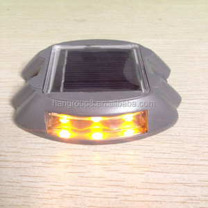 aluminum light reflector / aluminum solar road stud / aluminum cat eyes