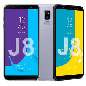 Global Version mobile telefonos Quad Cora 4G LTE Dual SIM original cellular  phone android 8 0 J8 celulares smartphones 4g