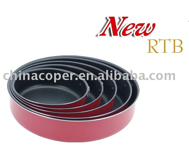 RTB,Aluminum rectangle grill pan (tray)
