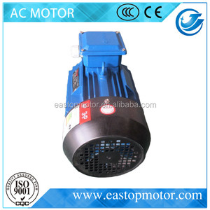 CE Approved Y3 nidec motor for petroleum with silicon-steel-sheet stator