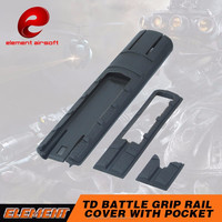 Element airsoft accessory OT0807 battle tool rail cover tactical Accessory