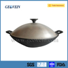Wholesale Non-stick Chinese Cast Iron Two Handle Wok