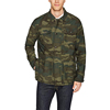 Custom 4-Pocket Lightweight camouflage Military Jacket Coats with Front-Zip Button Placket, Button Cuffs and Interior Pocket