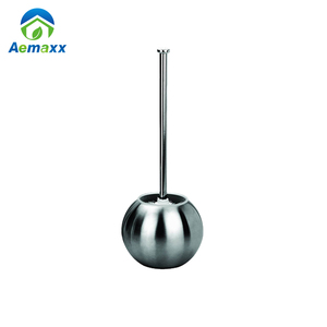 The latest design household silicone toilet brush holder