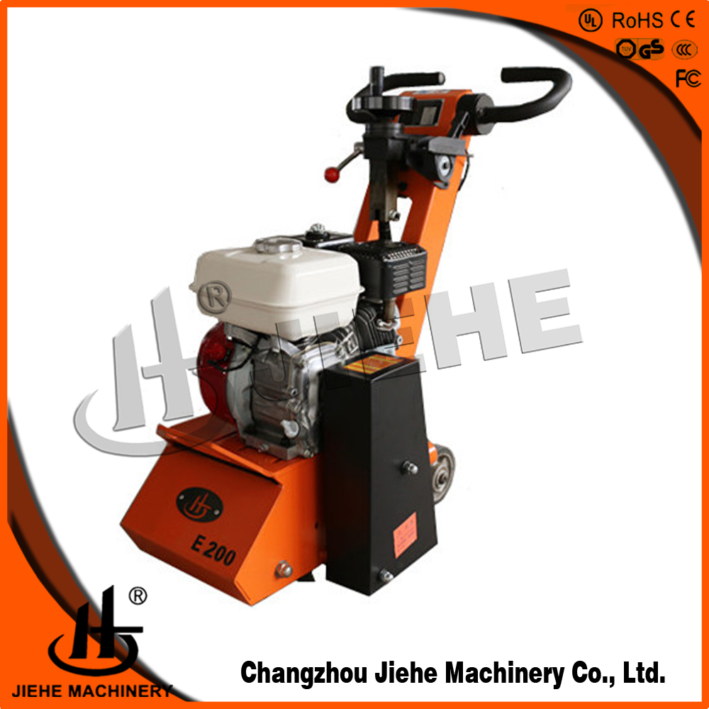 High performance concrete surface planer for sale with Honda GX200 gasoline engine(JHE-200)