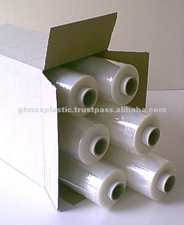 Stretch Film Value Stretch Hand Roll 20micron 20mm