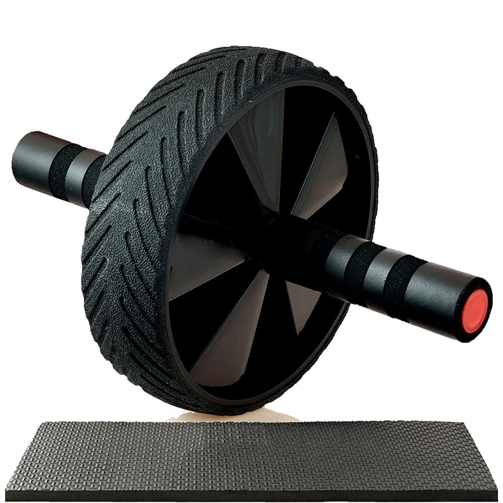 Gym Abdominal Trainer Pro AB Wheel Roller Trainer