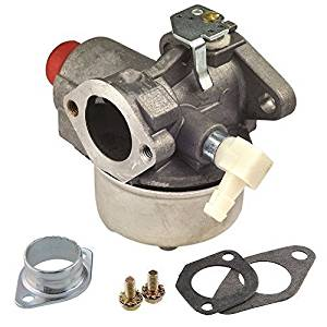 Tecumseh CARBURETOR for 632795 632795A 633014 Fits TVS105 TVS115 TVXL115 TVXL90 by KINGSTORE