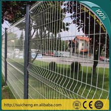 Galvanized Fencing/Wire Mesh and Tube/PVC Coated Sword Fence(Factory)