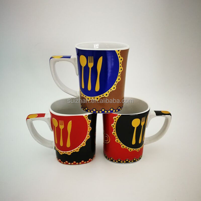YIWU Supply Wholesale Quality Coffee Tea Mug Cup