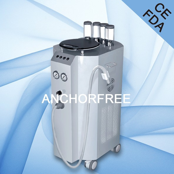 Oxygen Jet Peel Skin Whitening Machine Promote the Essence Absorption (W900)