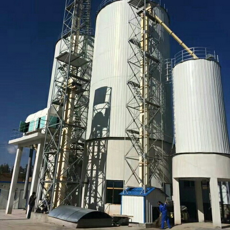 Used farm 5000 tons grain storage silos for sale