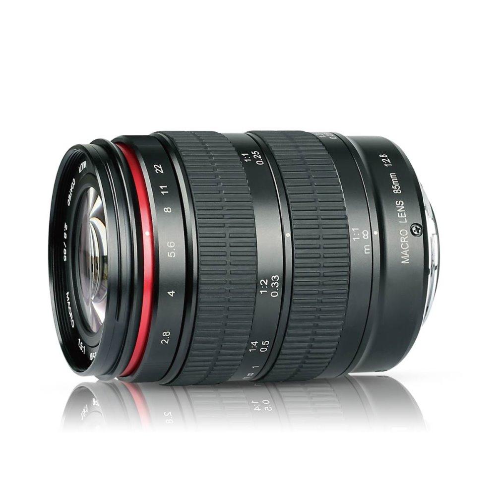 Mcoplus Meike 85mm f/2.8 marco completo APS-C enfoque manual ...
