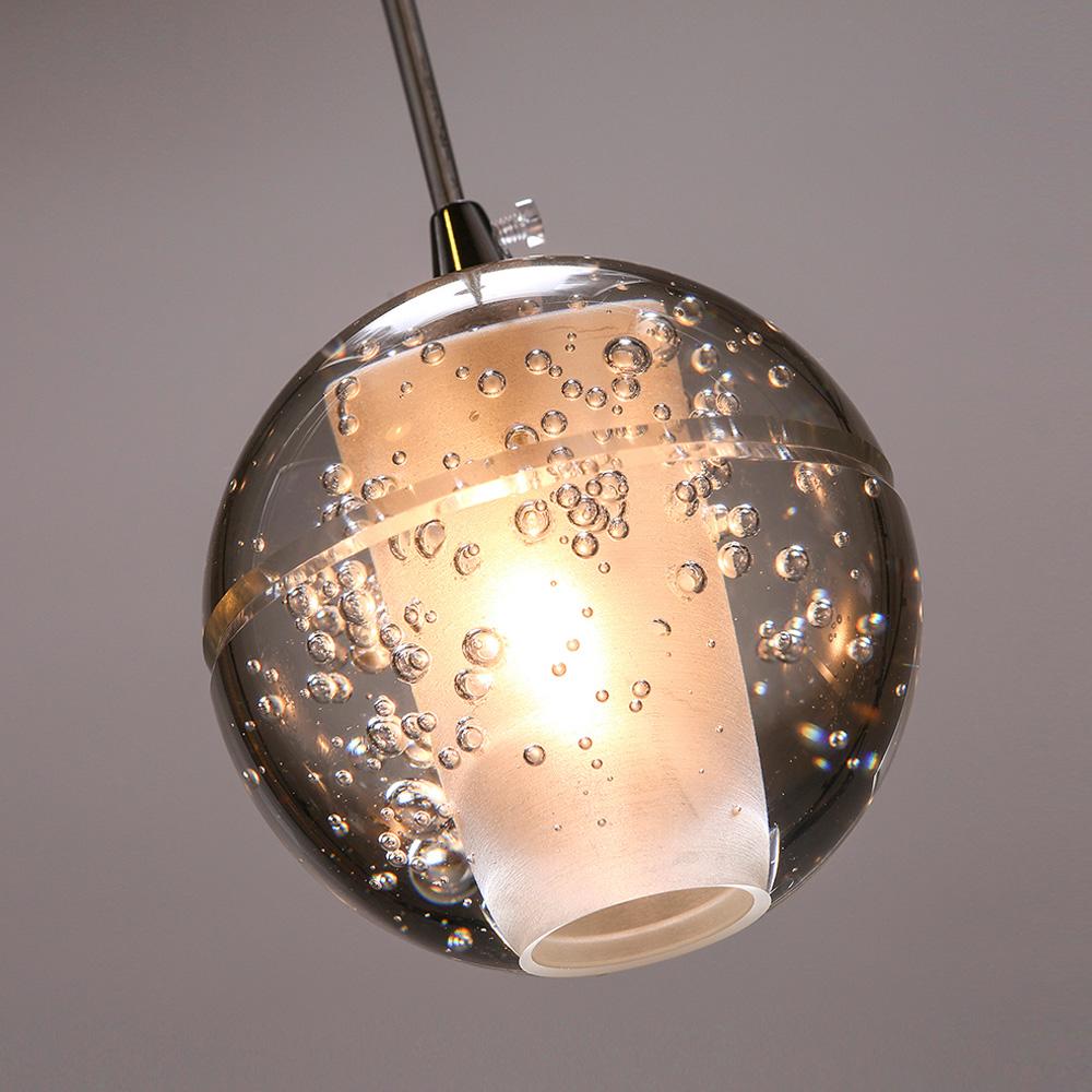 Illuminazione lampada lampadario di cristallo parti hollow K9 ...