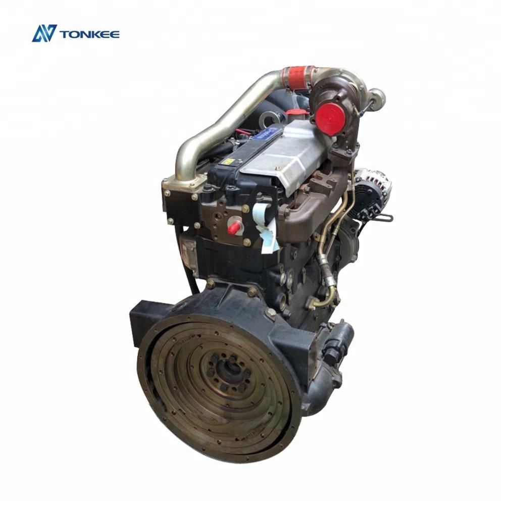 genuine new 4TNE98 complete engine assy 2005 tb175 whole engine assembly for excavator