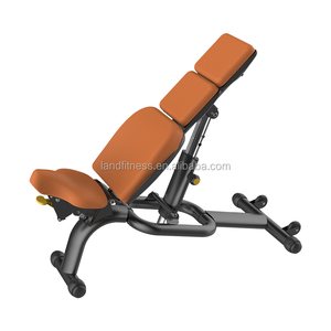 Import sports equipment/ gym equipment/fitness gym machine/Adjustable Bench(LD-7020)