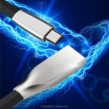 Original For Samsung For iPhone 5 Lighting Cable Data Cable USB For Charging and Data Sync Colorful Cable